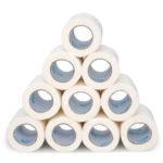 Оригинал              24 рулона туалетной бумаги в рулонах для ванной ткани Ванная комната белый Soft