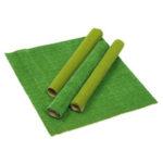 Оригинал              2шт модель травы коврик искусственный поезд трава трава газон бумага для DIY поезд железной дороги пейзаж декорации