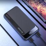 Оригинал              BlitzWolf® BW-P12 10000 мАч 22,5 Вт Цифровой Дисплей QC3.0 PD3.0 SCP Двойной выходной интеллектуальный банк питания для iPhone 11 Pro XR для Samsung S20 Xiaomi Huawei