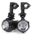 Оригинал              Мотоцикл LED вспомогательный противотуманный фонарь и защитный кожух Лампа для BMW R1200GS F800GS
