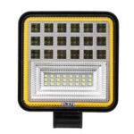 Оригинал              Универсальный Авто LED Work Light Прожектор транспортного средства Лампа Square 200W 6000K 8000LM Водонепроницаемы Для бездорожья Авто Лодка Camp