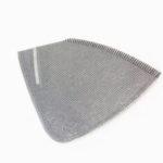 Оригинал              1 Шт. FFP3 Лицо Маска Фильтр 99% Пылезащитный Многоразовый Респиратор Внутренний Фильтр Загрязнения Бег Спорт Pad