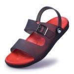 Оригинал              Мужская повседневная повседневная обувь Soft Пляжный Slip On Сандалии