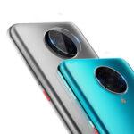 Оригинал              Nillkin 2PCS Против царапин HD Clear Soft Закаленное стекло Телефон камера Объектив Протектор для Poco F2 Pro