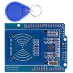 Оригинал              3шт NFC Shield RFID RC522 Модуль RF IC Card Датчик + S50 Смарт-карта RFID для UNO/Mega2560 OPEN-SMART для Arduino – продукты, которые работают с официальной платой Arduino