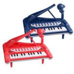Оригинал              25 Ключ Электронный Клавиатура Piano Baby Дети Музыкальные Развивающие Игрушки Подарок На День Рождения