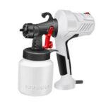 Оригинал              650 Вт 800 мл Многофункциональный ручной распылитель краски Электрический распылитель краски для стен Авто Краска Инструмент