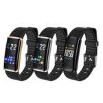Оригинал              R9 HD Цветной экран Смарт-браслет Сердце Скорость кровяного давления Монитор камера Управление Смарт-часы