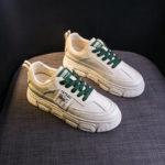 Оригинал              Женские повседневные удобные кроссовки на шнуровке