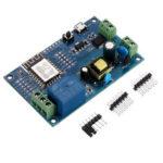 Оригинал              10 шт. ESP-12F AC / DC Блок питания ESP8266 AC90-250V / DC7-12V / USB5V WI-FI WI-FI Релейный Модуль Совет по Развитию