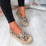 Оригинал              Женщины удобные носки повседневные эспадрильи на плоской подошве