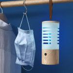 Оригинал              Ультрафиолетовый озоновый свет LED Портативный Kill Dust Mite Bulb Дезинфекция Лампа Ультрафиолетовый стерилизатор для спальни