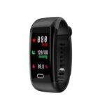 Оригинал              Bakeey Color Screen Wristband Сердце Оценить артериальное давление Монитор USB зарядка Фитнес трекер IP68 Smart Watch