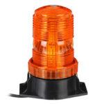 Оригинал              12V-24V 30 LED 5730 Вращающийся мигающий янтарный маяк Гибкая сигнальная лампа для трактора ATV Лодка