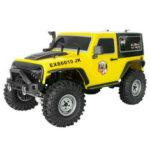 Оригинал              RGT EX86010-JK 1/10 4WD 2.4G 4×4 Внедорожный RC Авто Водонепроницаемы Модели грузовых автомобилей RTR