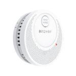 Оригинал              BlitzWolf® BW-OS1 Автономный детектор дыма Аккумуляторная пожарная сигнализация Датчик