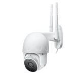 Оригинал              RPP06 1080P PT Двухстороннее аудио WiFi Wireless камера Обнаружение движения людей H.265 IR Ночное видение Автоматическое слежение Водонепроницаемы IP ка
