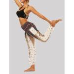 Оригинал              Женщины Этнический стиль Пляжный Спортивные шаровары Повседневная Свободная Yoga Брюки