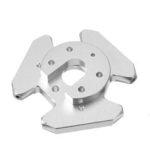 Оригинал              Цельнометаллический алюминиевый сплав M3 3MM Fisheye Effecter Подвесная платформа для 3D-принтера