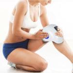 Оригинал              LED Дисплей Air Массаж Knee Electric Массажr Лазер Аппарат для физиотерапии с артритом с подогревом Фитнес Облегчение боли