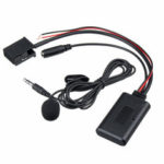 Оригинал              Автомобильный Bluetooth Audio Cable Adapter AUX Кабель 12 В С Микро Для BMW
