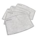 Оригинал              Ткань Маска Замена фильтра Защитные дыхательные фильтры Pad