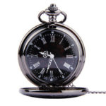 Оригинал              Урожай Ретро Римский Арабский Номер Время Дисплей Кварцевые Цепные Карманные Часы