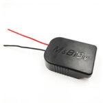 Оригинал              DIY Conneting Провод Выходной адаптер Кабель для Makita 14,4 В / 18 В для Bosch 14,4 В / 18 В Литий Батарея Преобразование Батарея в DIY кабель вывода