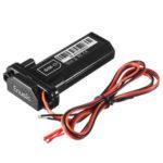 Оригинал              Enusic ™ 9V-75V Micro GPS трекер Водонепроницаемы Locator мотоцикл Авто Электрический велосипед Скутер Энергосбережение Охранная сигнализация