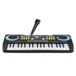 Оригинал              Клавиатура Фортепиано 37-клавишный Орган Цифровой Электрический Микрофон Для начинающих