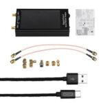 """Оригинал              50 кГц-1000 МГц 4,3 """"NanoVNA-F HF VHF UHF VNA Вектор Сетевой анализатор Набор LCD"""