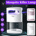 Оригинал              Mosquito Killer Лампа USB Электрический фотокаталитический репеллент от насекомых-ловушек