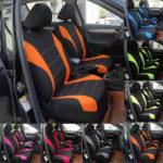 Оригинал              AUDEW 4шт Передний ряд / задний Авто Чехол на сиденье Защита сиденья Авто Аксессуары