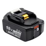 Оригинал              MAK-18B-Li 18V Li-Ion 3,0 / 4,0 / 5,0 Ач / 6,0 Ач Батарея Запасная мощность Инструмент Батарея Для Makita BL1830 BL1840 BL1850 BL1860