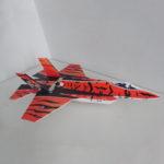 Оригинал              F35 5мм PP 800мм Wingspan RC Самолет с фиксированным крылом для тренера для начинающих