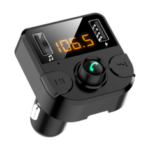 Оригинал              Bakeey LED Дисплей Dual USB FM-передатчик Bluetooth-гарнитура Hands-Free FM-модулятор Авто Зарядное устройство для iPhone11 Pro Макс для Samsung S20 Xiaomi Redmi K30