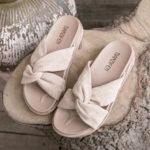 Оригинал              Женские кроссовки с открытым носком Comfy Home Shoes Тапки