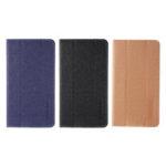 Оригинал              Искусственная кожа Чехол Складная крышка подставки для планшета 6,98 дюймов Alldocube iPlay 7T