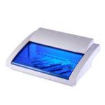 Оригинал              Малый UV Озон Двойной Дезинфекционный кабинет Мини Салон Красоты Ногти Набор Стерилизация Стерилизатор ЕС Plug