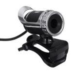 Оригинал              12-мегапиксельная HD USB PC Портативная веб-камера ноутбука Универсальная цифровая полнофункциональная веб-сеть камера для домашнего чата