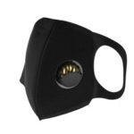 Оригинал              Дышащая защитная защитная крышка Маска Противопылевая дымка PM2.5 Моющийся комфорт Моющийся чехол внутри фильтра