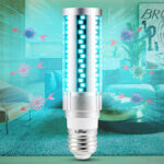 Оригинал              15 Вт 20 Вт E27 LED Лампа UV Стерилизация кукурузы Лампа Бытовая дезинфекционная лампа AC85-265V