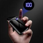 Оригинал              Bakeey DIY Power Bank Чехол Портативное зарядное устройство с кабелем для iPhone XS 11Pro Xiaomi Mi10 Redmi Note 9S