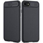 Оригинал              Nillkin Slide камера Защитная крышка Защита от подглядывания Защита от царапин Чехол Задняя крышка Для iPhone SE 2020 / Для iPhone 7 / Для iPhone 8