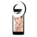 Оригинал              40шт световые бусы портативный телефон LED кольцо света затемнения заполняющего света для YouTube макияж видео селфи