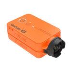 Оригинал              RunCam 2 4K Edition HD Запись 155 градусов широкоугольный WiFi FPV камера 49 г со сменным Батарея для RC Дрон Самолет