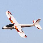 Оригинал              FMS FOX FMS069 800 мм Размах крыльев V-Tail EPO RC Планер Самолет PNP
