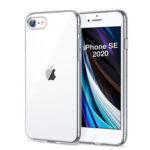 Оригинал              BAKEEY Crystal Clear Прозрачный Ультратонкий не желтый Soft ТПУ Защитный Чехол для iPhone SE 2020 / для iPhone 7 / для iPhone 8
