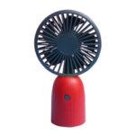 Оригинал              Портативный Мини Cute USB Аккумуляторная Вентилятор Охлаждения Mute Ручной USB Вентилятор Школа Офис Охлаждения Поставки