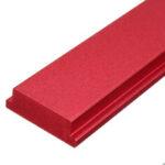 Оригинал              Красный 100-450 мм Алюминиевый сплав Строгальная гайка Ползунок стригальной гайки Быстродействующий Зажим Гайка для настольной пилы Т-образ